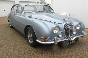 Jaguar 3.4S Type