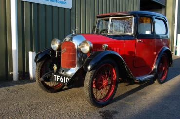 Austin 7 Swallow Saloon 1930 model