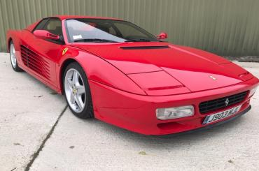 Ferrari 512 TR Very Low Mileage Coming soon