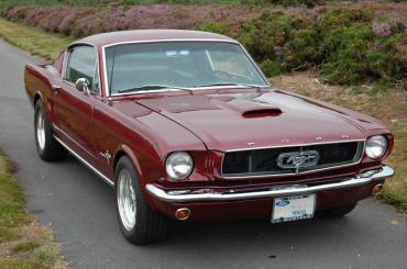 Ford Mustang - Call for more details.