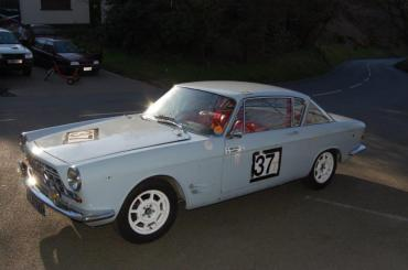 Fiat 2300S Abarth Coupe