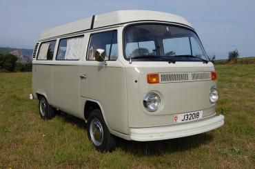 VW T2 Campervan - Call for more details.