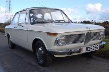 BMW 1600 -2 Coupe
